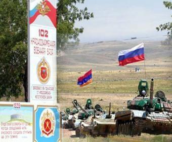 У Вірменії знайшли повішаного російського прокордонника