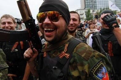 За даними розвідки, 80-85% бойовиків – російські найманці