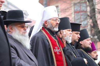 Благодійний Великодній концерт організують у Чернівцях священики