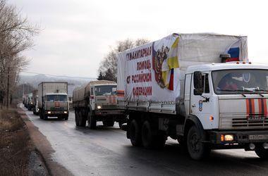 """За даними ОБСЄ, у черговому російському """"гумконвої"""" було 11 бензовозів"""
