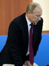 ЗМІ: Путіна лікує австрійський ортопед