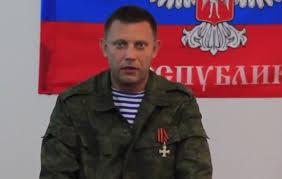 Захарченко наказав роззброїти бойовиків, які йому не підкоряються
