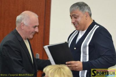 Федерацію легкої атлетики Буковини замість автомайданівця очолив бізнесмен