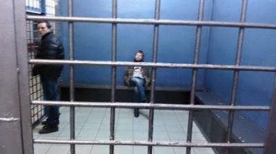 Затриманого у Москві нардепа Гончаренка передадуть у СК РФ