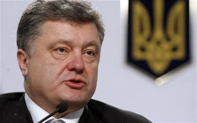 Президент ввів у дію рішення РНБО щодо введення миротворців в Україну