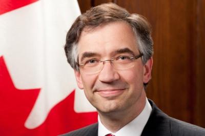 У вівторок до Чернівців завітає Надзвичайний та Повноважний Посол Канади в Україні