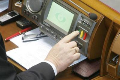 Нардепи проголосували за внесення змін у держбюджет