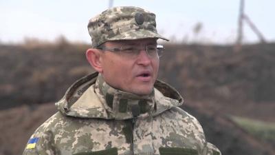 За минулу добу бойовики 22 рази обстріляли позиції сил АТО