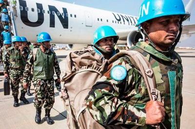 Москва виступає проти введення миротворців ООН на Донбас