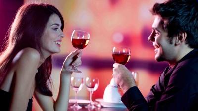 Вино може зробити людину привабливішою
