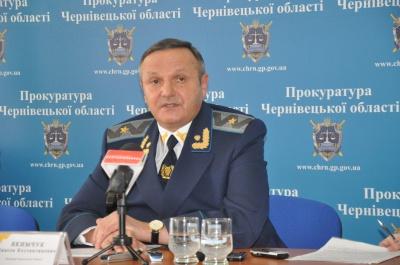 Люди, які видають себе за активістів Майдану, обкладають даниною бізнес, - прокурор Якимчук