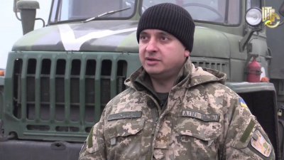 Штаб АТО: Україна завершила четвертий етап відведення важкого озброєння