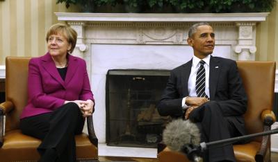 Обаму від постачання зброї Україні відмовила Меркель, - посол ФРН