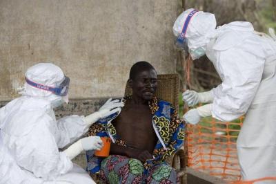 Експерименти з вакцинами Ебола розпочалися