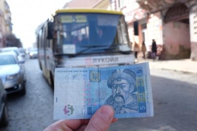 Чернівецькі перевізники хочуть брати за проїзд у маршрутках 5 гривень