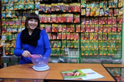 """Гарні урожаї з насіння від магазину """"Урожай"""" (на правах реклами)"""