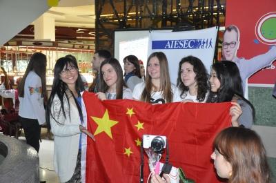 Китайці, японці, єгиптяни та індонезійці у Чернівцях показували культуру своїх країн (ФОТО)
