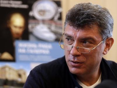 Доповідь Нємцова щодо дій Росії на Донбасі опублікують у квітні