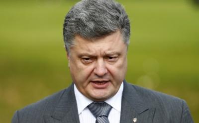 Порошенко закликав бойкотувати Чемпіонат Світу з футболу який має відбутися у Росії