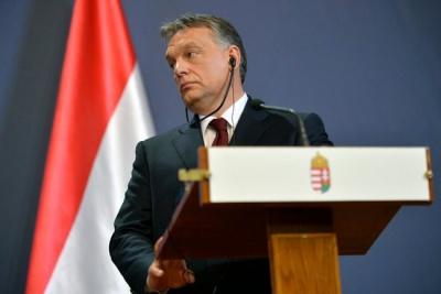 У Будапешті під час святкової промови до Дня революції натовп освистав прем'єра Орбана