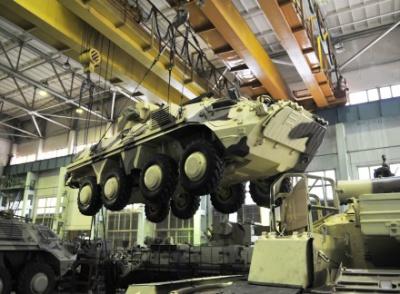 Україна на 9-му місці серед найбільших експортерів зброї