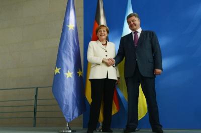 Меркель: Ми не заспокоїмося, поки не буде відновлено територіальну цілісність України