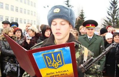 Військовий комісар Буковини нагадав, що строковики не братимуть участь в АТО