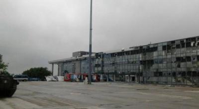 Бойовики знову порушили перемир'я в районі донецького аеропорту, - ОБСЄ