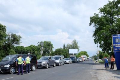 Робоча група домовлялася з автодором про дорогу між Чернівцями і Львовом