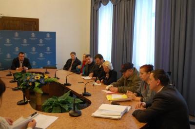 Мерія Чернівців та учасники АТО визначають, як видаватимуть землю бійцям