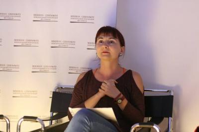 Відома польська поетка презентує чернівчанам антологію про Майдан та війну