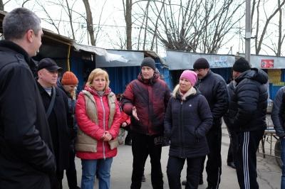 Підприємці Калинки протестують проти призначення нових керівників