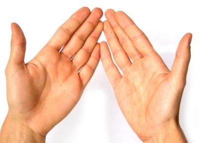 Руки розкажуть про психічний стан