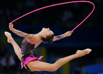 На турнірі з художньої гімнастики у Чернівцях зібралося 182 спортсменки