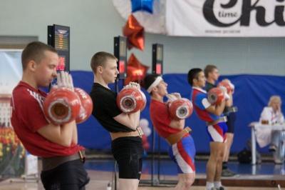 Буковинець поїде на чемпіонат світу з гирьового спорту