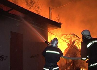У Чернівцях ледь не згорів будинок на Бориспільській