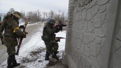 Бойовики обстріляли Широкине з 120-мм мінометів