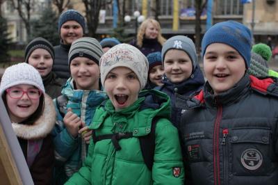 У Чернівцях відзначили Міжнародний день щастя