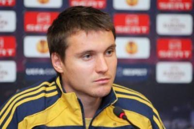 Буковинця Олійника знову викликали до збірної України з футболу
