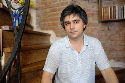 Бойченко презентує чернівчанам свою новинку 1 квітня