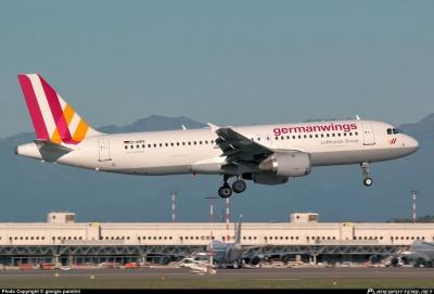 У Франції розбився аеробус А320. На борту було 142 пасажири