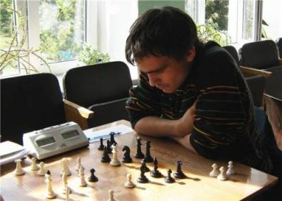 Чемпіонат області з шахів знову виграв Ярмистий