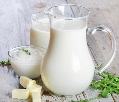 Молоко захищає мозок