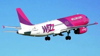 Авіакомпанія Wizz Air закриває свою дочірню компанію в Україні