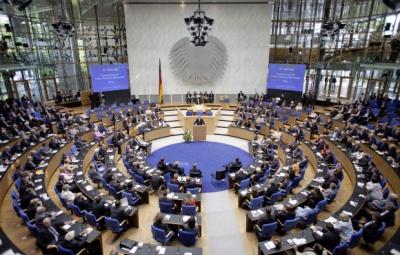Німецький парламент ратифікував Угоду про асоціацію між Україною та ЄС