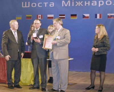 """БДМУ отримав золоту медаль за """"Електронний журнал успішності"""""""