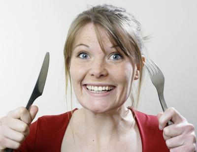 Характер впливає на ставлення людини до їжі