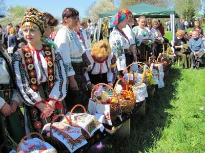 """В Черновцах состоится праздник  """"Христос воскрес! Воскреснет Украина! """""""