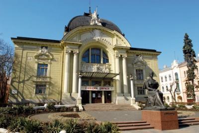 27 березня відзначаємо Міжнародний день театру