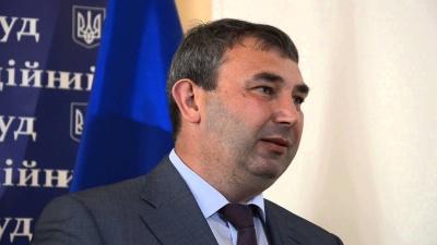 Вищий адміністративний суд прийняв відставку голови